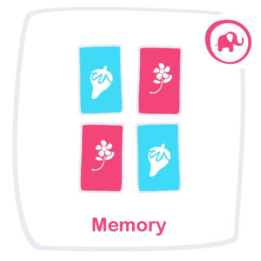 Kidiyo Memory game