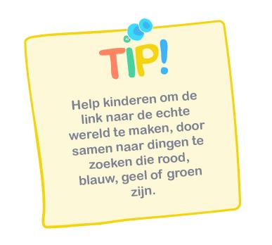 Help kinderen om de link naar de echte wereld te maken