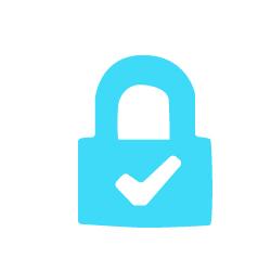 Kidiyo is een 100% veilige omgeving. Geen toegang tot andere apps.