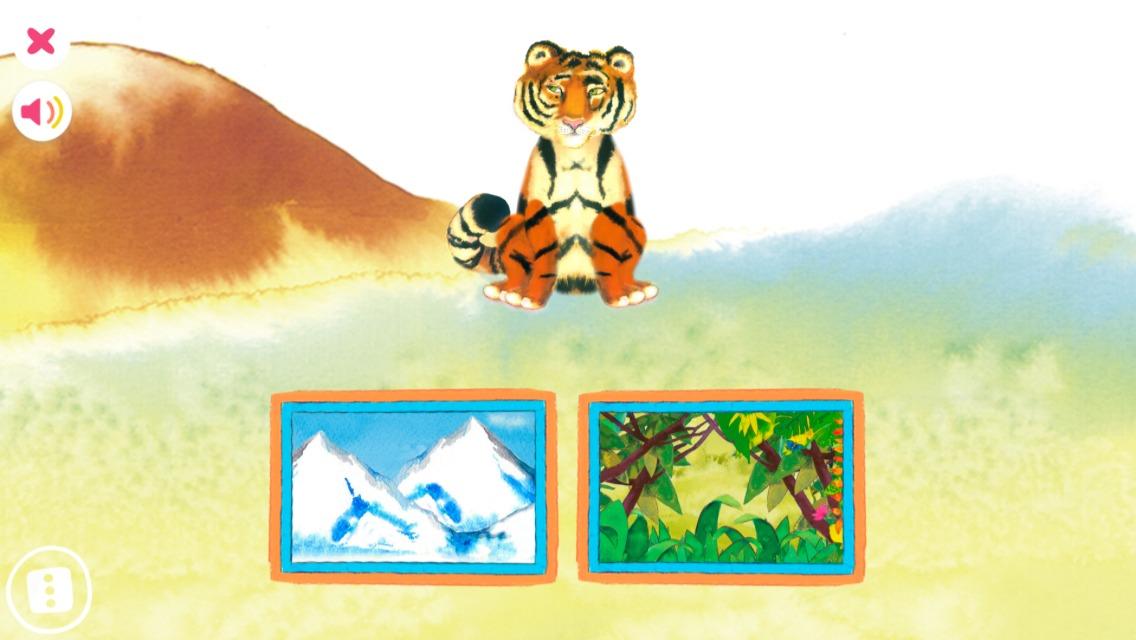 Kidiyo dierengame screenshot 2