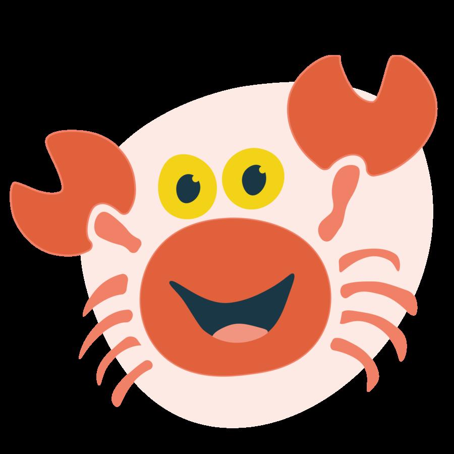 Kidiyo karakter Kelly de Krab