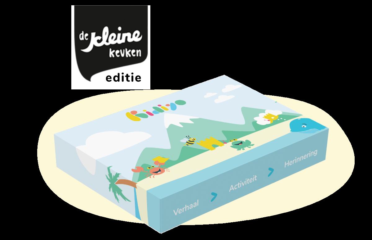 Kidiyo doos avonturenbox kleine keuken editie